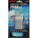 Adaptateur Universel Appareil photo - 2500 mA APN PDA