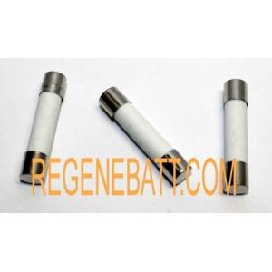 Kit Protection 3x Fusibles Céramique 5x20 mm rapide 20A