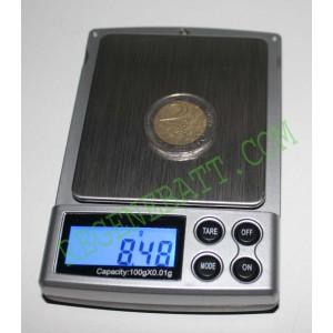 0,01g à 100g Balance Electronique précision Bijoutier