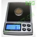 0,1g à 2000g Balance Electronique précision Bijoutier