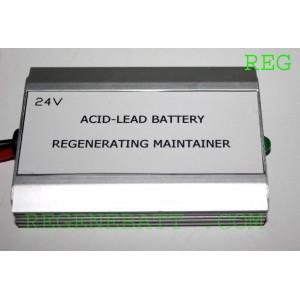 Régénérateur Batteries Slim 24v Démarrage Stationnaire