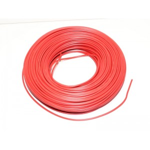 2,5mm2 rouge Cable électrique souple au mètre