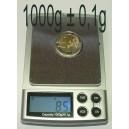 1000g ± 0,1g Balance Electronique précision Bijoutier