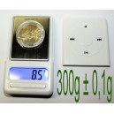 Micro Balance électroniq?ue monnaie 300g ± 0,1g ipod IPD300